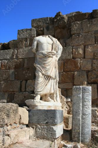 Ancient Sculpture in Salamis
