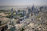 Fototapety Sheikh Zayed Road In Dubai
