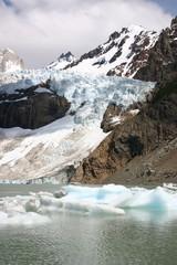 Glacier de la Pierre Blanche
