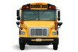 Front view of school bus - 4159923