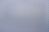 Shiny metallic texture with rivets poster
