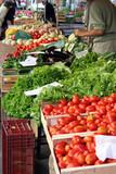 Fototapety marché