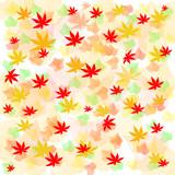 autumn scrapbook poster