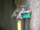 eau non potable poster
