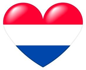 Nederlandse hart - Dutch heart