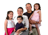 Latin Family poster