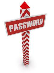 """Post """"password"""""""