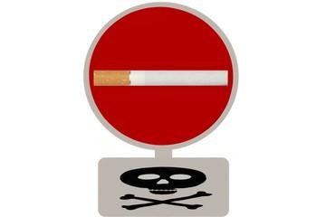 cigarette - danger