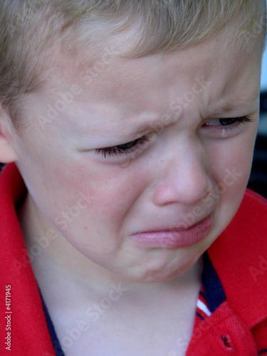 great big tears