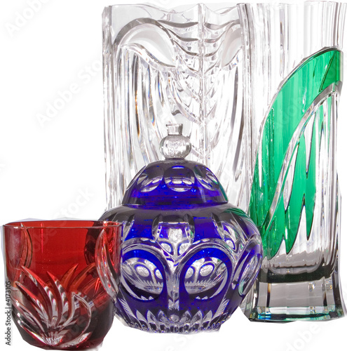 glas crystal  famili