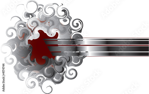 Abstract Smoke and Mirrors