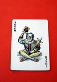 Joker. Playing card. Gambling.  poster