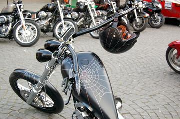 motorbike steer