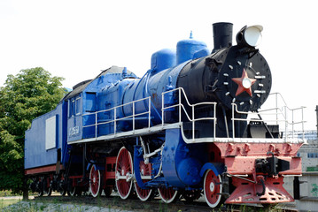 Steam locomotive3