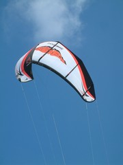 aile de kitesurf
