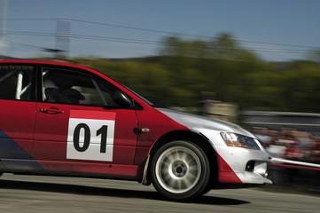 rally speed