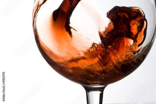 Slash in a glass