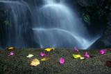 Idyllic Waterfall poster