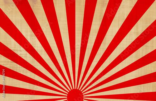 japansese rising sun