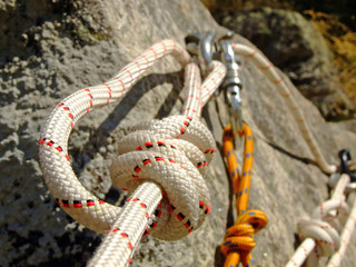 Canyoning rope