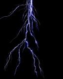 Lightning flash poster