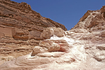 COULURED CANYON