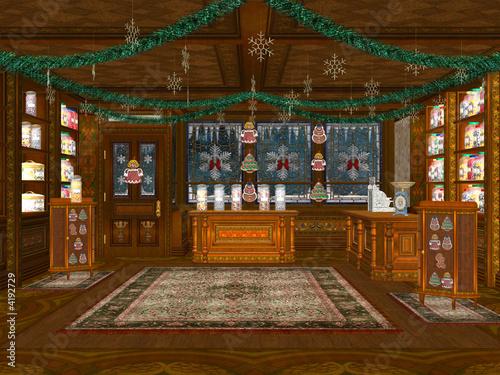 Christmas Sweet Shop