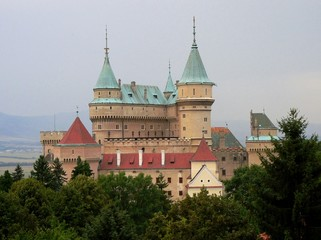 Chateaux of Bojnice