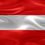 Flag - Austria poster