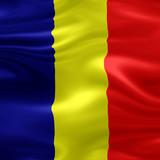Flag - Romania poster