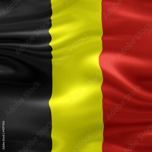 Flag - Belgio