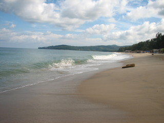 Bang Tao Beach. Phuket. Thailand.