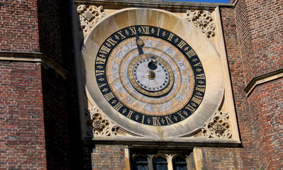 Hampton Court Clock