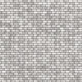 Glossy gray ceramic tile background poster