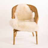 Răchită scaun