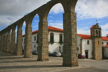 O aqueduto da Vila