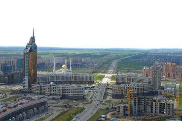 Astana panoram