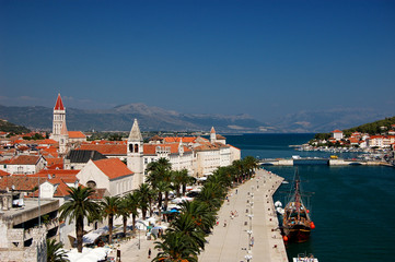Postcard from Trogir
