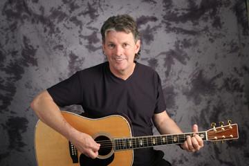 Mature Guitarist 3