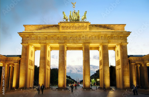 Leinwandbilder,berlin,hauptstadt,alexanderplatz,wahrzeichen