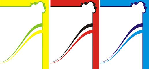 Three variants of a framework