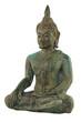 Statue de Bouddha en bronze