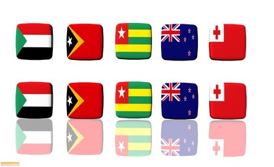 National Flags ILIV