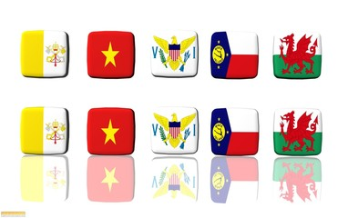 National Flags ILVIII