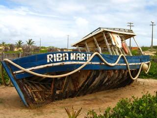 Barco Naufragado II
