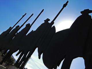 Gaucho Monument
