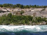 Niagara River Rapids poster