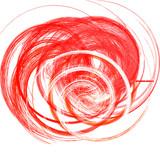 abstrakt Form aus Spiralen - 4251738