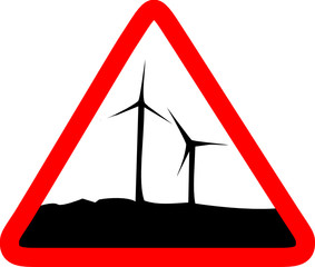 Attention éoliennes