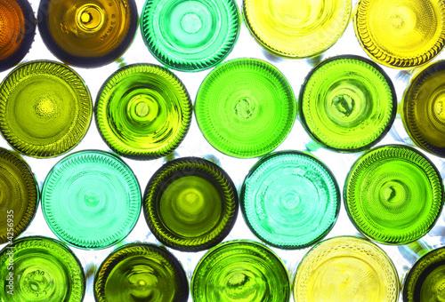 canvas print picture wine bottles